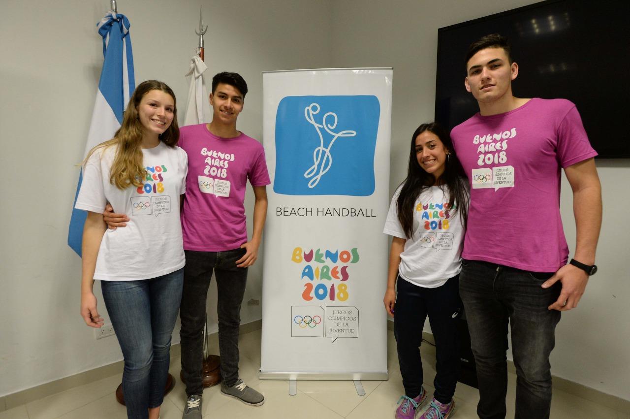 Se Sortearon Los Grupos De Los Juegos Olimpicos De La Juventud
